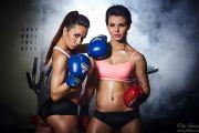 Рекламная фотосъемка для кировского фитнес-клуба
