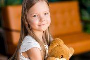 Новая детская фотосессия в фотостудии Давинчи