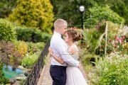 Свадебная фотосессия в Ботаническом саду в Кирове