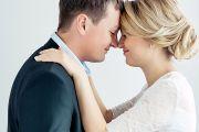 Свадебная фотосессия в фотостудии в Кирове