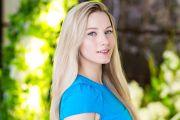 Фотосессия девушки в фотостудии Давинчи в Кирове