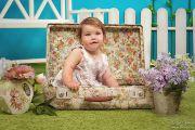 Детская фотосессия в студии - Алиса