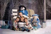 Новогодний фотопроект 2014