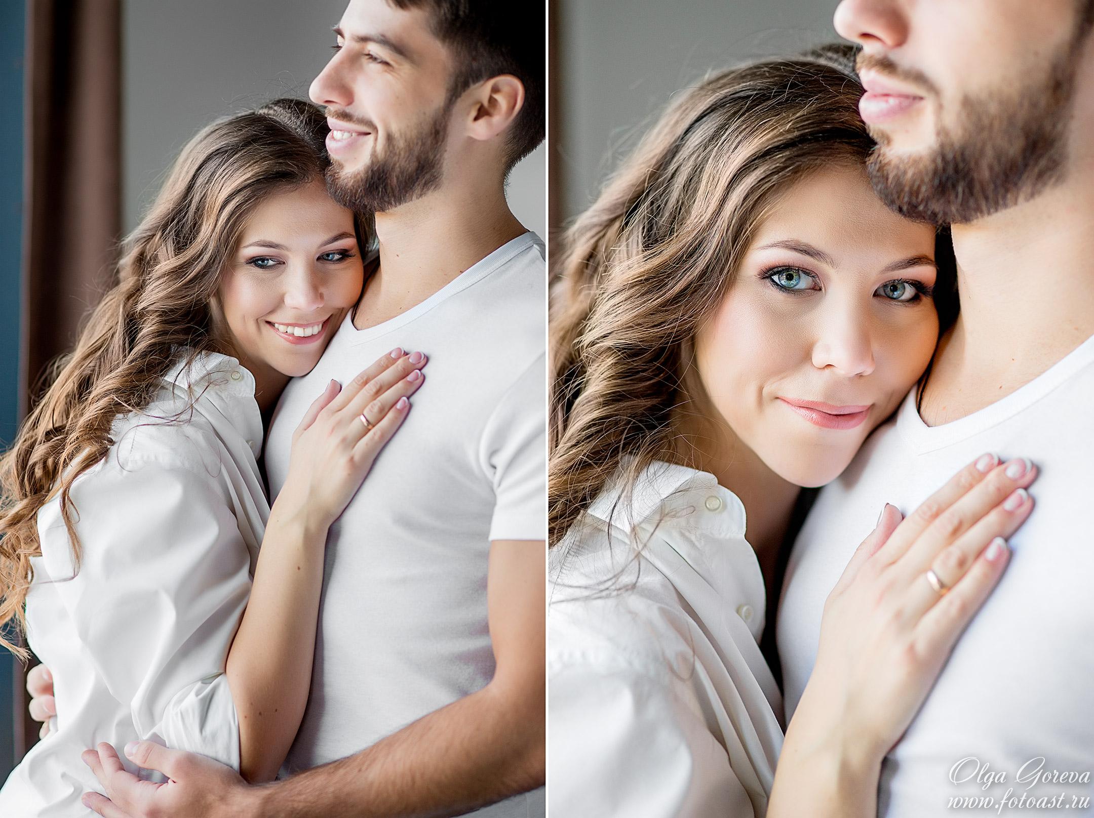 позы для двоих на фотосессию дома сделать его более