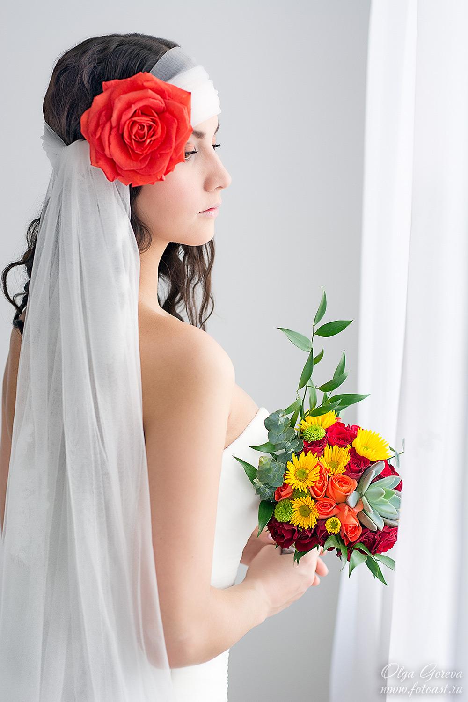 Делегировать обработку свадебных фото девочки под