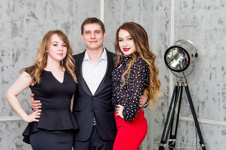 студийная фотосессия в кировском р не рестораны столицы мира